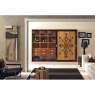 Мод. Palladio contemporaneo - холна композиция от масив и дървесни материали. Производител: FM, Италия. Класически италиански ме