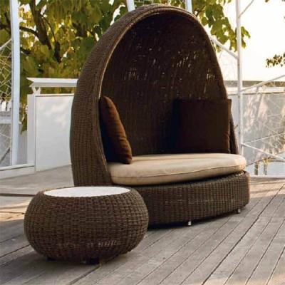 Мод. Pasha - мебели и аксесоари от изкуствен ратан подходящи за външни условия. Производител: Atmosphera, Италия. Луксозни итали