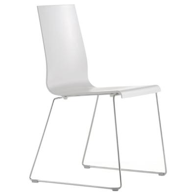 Трапезарен стол мод. Kuadra. Производител: Pedrali, Италия.
