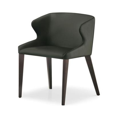 Трапезарен стол с подлакътници мод.Leila. Производител: Pedrali, Италия.