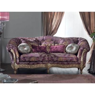 Класически модел диван Mод. Philip. Производител: Epoque salotti- Egon Fustenberg, Италия