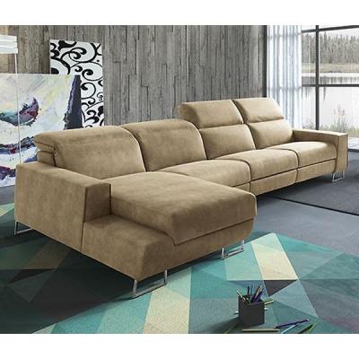 Модерен италиански диван с електрически релакс механизми модел Davis. Rigosalotti, Италия. Модерни и класически мебели с електри