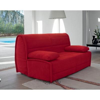Кресло и диван с механизми за разтягане (функция сън). Модел Dicasa. Rigosalotti, Италия. Модерни италиански кресла и канапета с