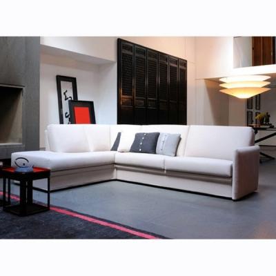 Мека мебел с възможност за поставяне на механизъм за разтягане-функция сън модел Ray's. Производител- Rigosalotti, Италия. Модер