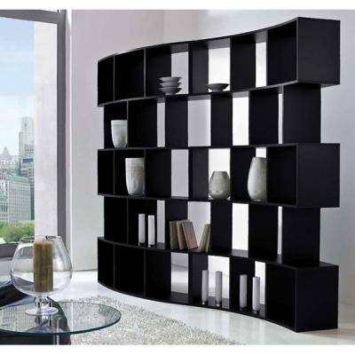 Мод. River- модулна библиотека с извити форми. Производител: Antonelloitalia, Италия.