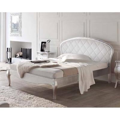 Тапицирана класическа спалня мод. Vogue L. Производител: Gruppo Santarossa, Италия. Тапицирани класически италиански спални с ко