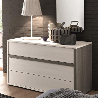 Мод. Slim - модерен скрин и нощно шкафче с цветно лаково покритие или естествен фурнир. Производител: SMA Mobili, Италия. Модерн
