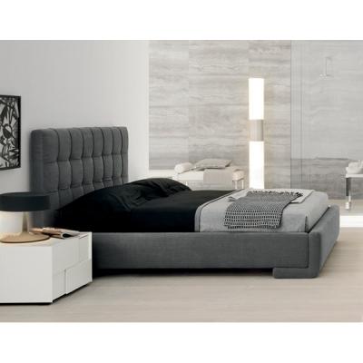 Мод. Prestige - изцяло тапицирана спалня с еко кожа, текстил или естествена кожа. Производител: SMA Mobili, Италия. Луксозни ита