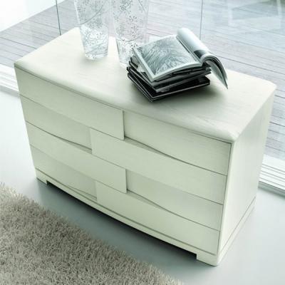 Мод. Trendy - модерен скрин за спалня и нощно шкафче. Производител: SMA Mobili, Италия. Модерни италиански мебели за спалня - ск