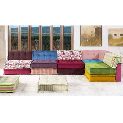 Мека мебел модел Storeblog. Производител: TreCi Salotti, Италия. Луксозни модерни италиански дивани с текстилна или кожена тапиц