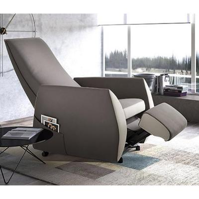 Модерно кресло с механични или моторизирани релакс механизми. Модел Tizia, Rigosalotti
