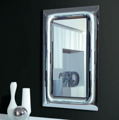 Огледало мод. Ipso. Производител: Unico Italia, Италия. Луксозни италиански огледала със стъклена рамка подходящи за спалня, дне