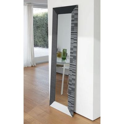Огледало мод. Mood - масивна дървена рамка с текстилна тапицерия. Производител: Unico Italia, Италия. Модерни и луксозни италиан