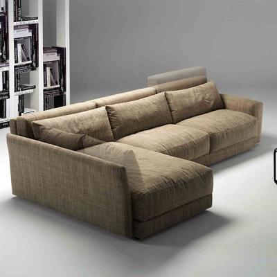 Модерен модулен диван с механизми на гръбните възглавници модел Up! Sancal, Испания. Луксозни испански мебели - ъглови и прави д