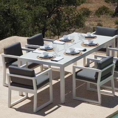 Колекция Weekend - мебели и аксесоари от алуминий подходящи за външни условия. Производител: Point, Испания. Луксозни испански к