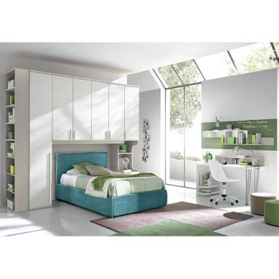 Модерни мебели за юношески стаи. Колекция Golf Young, примерна композиция Y529. Colombini, Италия. Италианско обзавеждане за юно
